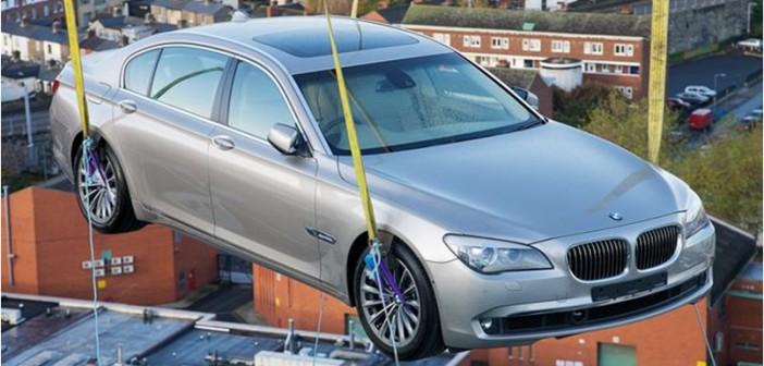 BMW 7 Series Launch Dublin