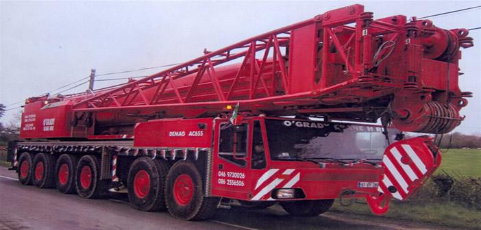250 Tonne – Demag AC655