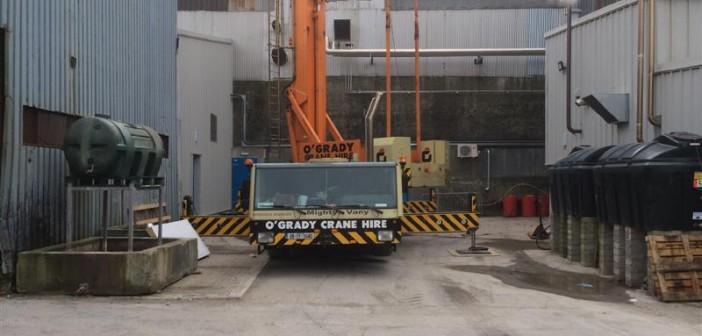 Spierings Mobile Tower Crane  SK 488 – AT4
